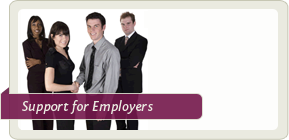 Support for Employers